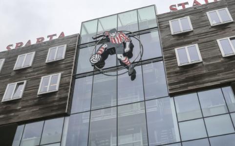 CINX lid Business Club Sparta Rotterdam