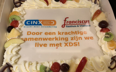 Franciscus Gasthuis & Vlietland live met XDS
