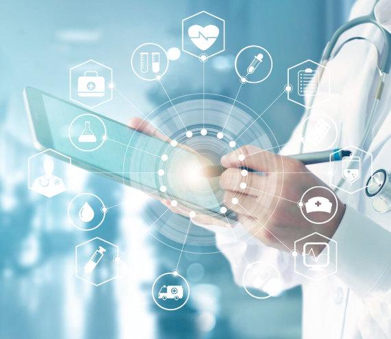 Digitale werkplek in de zorg