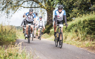 Op de fiets voor BikevoorParkinson!