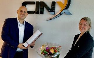 Shannen Beekman nieuwe projectmanager zorg bij CINX